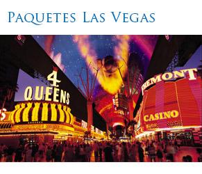 Paquetes Las Vegas